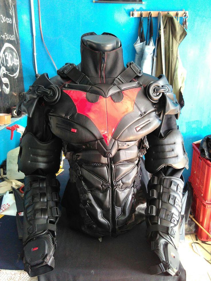 Batman beyond costume jacket