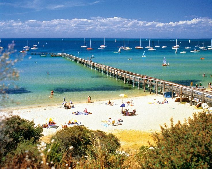 Blairgowrie.  Mornington Peninsula, Victoria, Australia.
