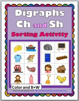 digraph sort digraph worksheets digraph posters digraphs ch and sh poster activities and. Black Bedroom Furniture Sets. Home Design Ideas