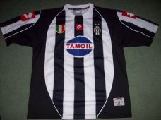 2002 2003 Juventus Home CL Tamoil Football Shirt Adults XL Italy Maglia (2 of 2)