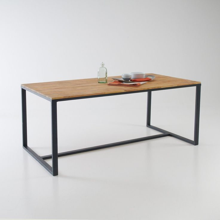 Table table ronde, pliante | La Redoute
