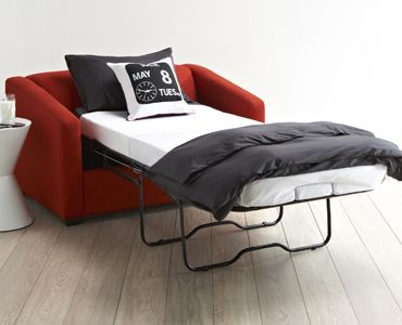 Freedom  Sleepover 1.5 seat sofabed in Dexter Ketchup $699