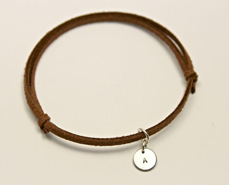 ** Herzallerliebstes Armband mit Buchstaben ** von schuys auf DaWanda.com
