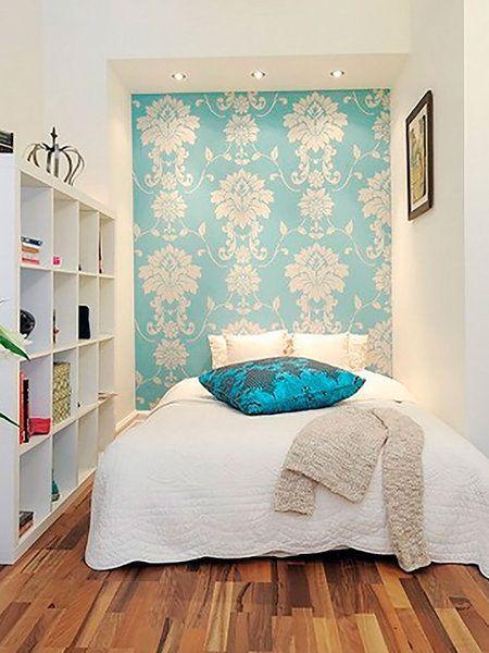 17 mejores ideas sobre dormitorio peque o en pinterest - Ideas de decoracion para dormitorios ...