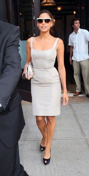 Eva Mendes's dress! Where do i get one?