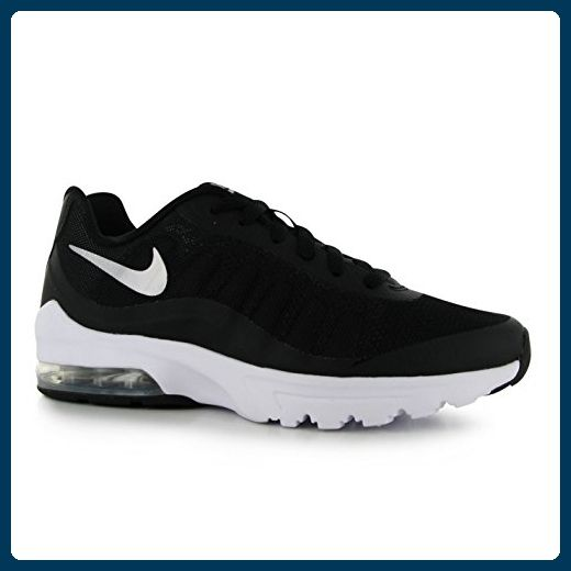 Nike Air Max invigor Training Shoes Damen schwarz/silber Gym Trainer Sneakers, schwarz/silber, (UK8) (EU42.5) (US10.5) - Sneakers für frauen (*Partner-Link)