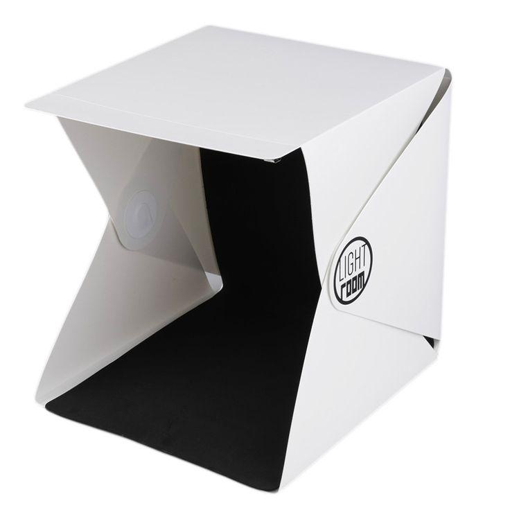 9 cal Składany Studio Rozproszone Miękkie Box Z LED Light Black Białym Tle Studio Fotograficzne Akcesoria w 9 cal Składany Studio Rozproszone Miękkie Box Z LED Light Black Białym Tle Studio Fotograficzne Akcesoria od Photo Studio Accessories na Aliexpress.com | Grupa Alibaba