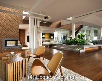 Exotic (4). Zebrano. Wooden Art Wall Sculpture - Reclaimed wood - Rustic Sculpture. Rustic Wood wall Art, abstract wood art