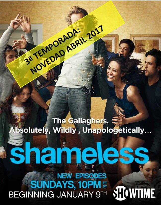 Shameless. Tercera temporada / created by Paul Abbott