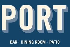 Local Food - Port Bar, Dining Room and Patio