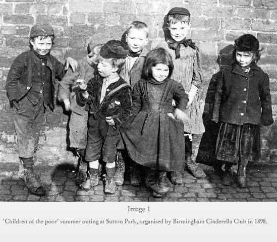 Poor children in birmingham england i love this picture for In birmingham they love the governor