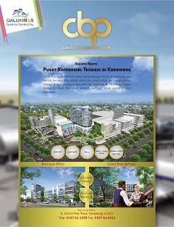 Central Business Park Galuh Mas