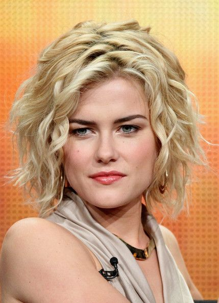 "Actress Rachael Taylor of the television show ""Charlie's Angels"" speaks during the Disney ABC Television Group portion of the 2011 Summer Television Critics Association Press Tour held at The Beverly Hilton Hotel on August 7, 2011 in Beverly Hills, California."