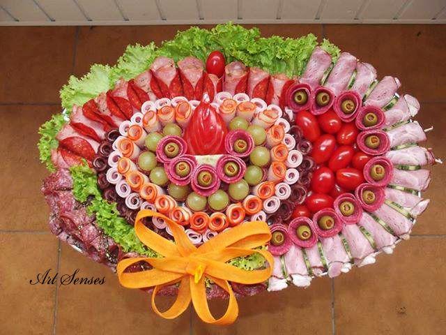 Idéias para organizar e decorar aperitivo | sentidos Arte - idéias artísticas para interior e jardim.