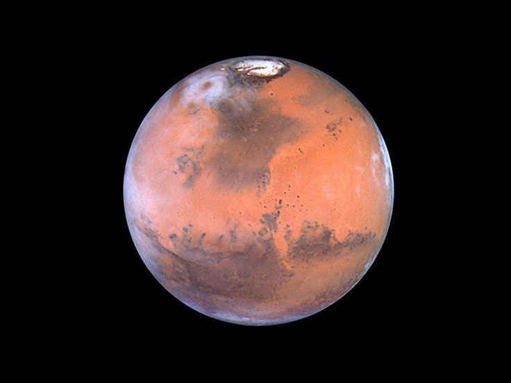 1954 mars red planet - photo #36