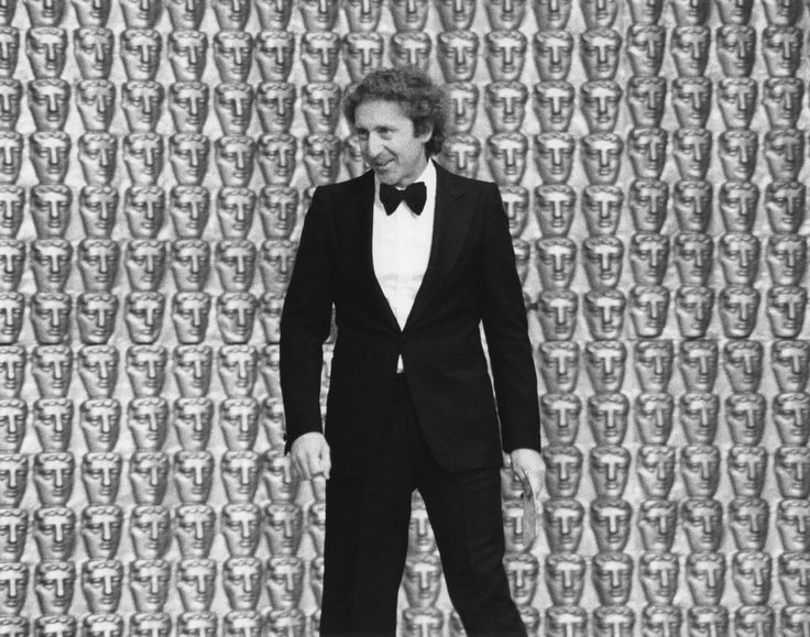 Gene Wilder at the British Academy Film Awards in 1978, BAFTA – CultureLabel