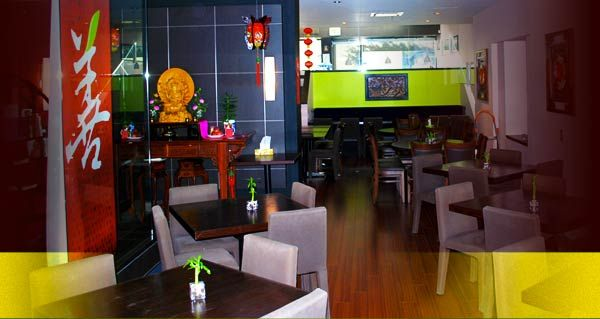 Panz Veggie is an all-vegan Chinese restaurant - healthier than most and the flavours are more subtle. Just plain good food.