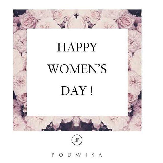 Happy women's day  #podwika #happywomensday #fashion #bestwishes #flowers #photooftheday #instamood