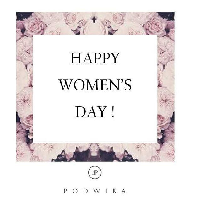 Happy women's day  #podwika #happywomensday #fashion #bestwishes #flowers #photooftheday #instamood