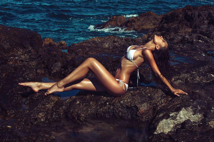 Golden sun with Bianca Taban on Behance