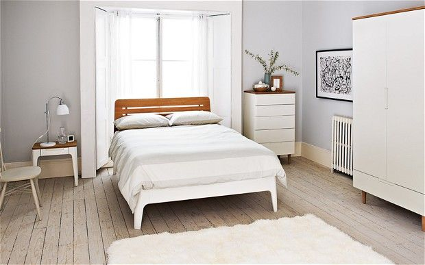 John Lewis's Scandi-themed bedroom furniture