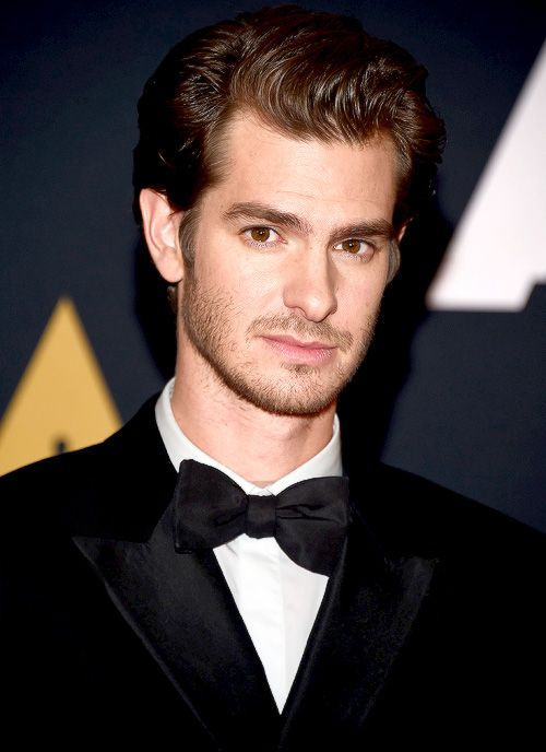 Andrew Garfield attends 8th Annual Governors Awards | Nov. 12, 2016