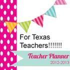Planner for Texas Teachers with TEKS!  editable, $: Grade Stuff, Classroom Stuff, Management Ideas, Teaching, Texas Teachers, Math Ideas, Classroom Management Behavior, Classroom Ideas, Classroom Organization
