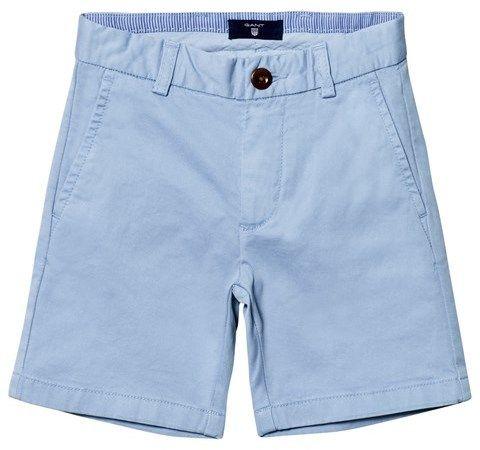Gant Pale Blue Chino Shorts