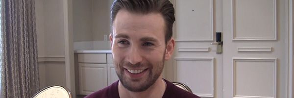 "Chris Evans on Extending His Marvel Contract: ""If They Want Me, They Got Me"""