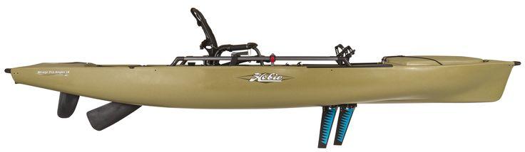 Hobie Kayaks : Mirage Pro Angler 14 : Olive