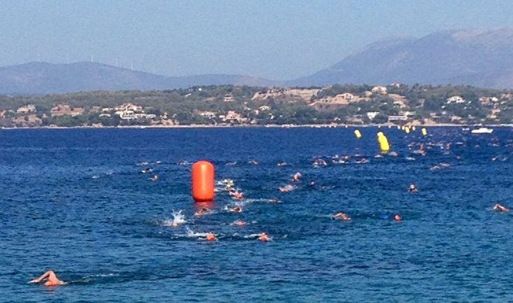 Spetses Mini Marathon 2013 Κολυμβητικός Αγώνας Διάπλους Σπετσών (2500μ. & 5000μ.)