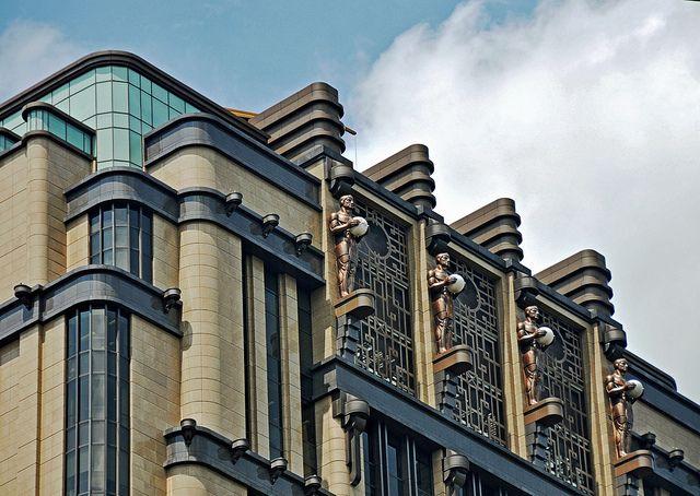 170 best art deco images on pinterest for Architecture art deco