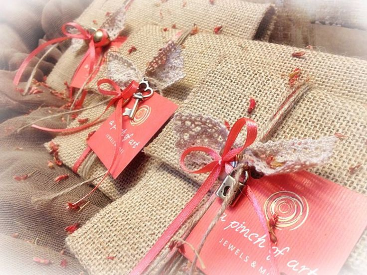 Handmade Gift Packages