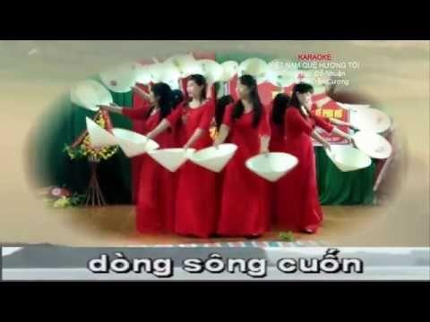 Karaoke Việt Nam Quê Hương Tôi CTC