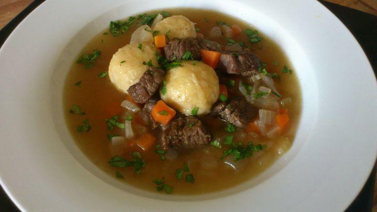 Soup Tuesday: Sopa Paraguaya and Bori Bori Soup -Olympic Food Challenge : Paraguay