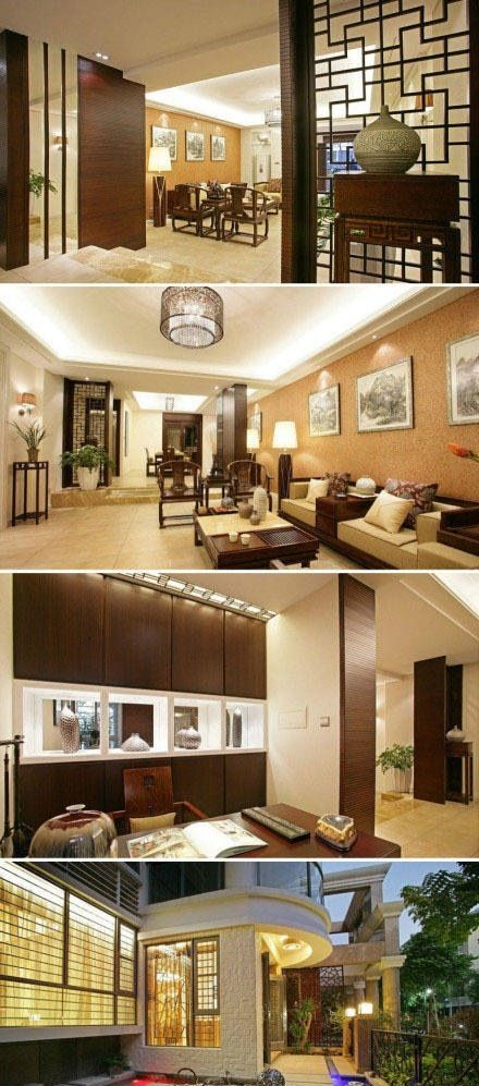 11 best Chinese Home designs images on Pinterest | Asian interior ...