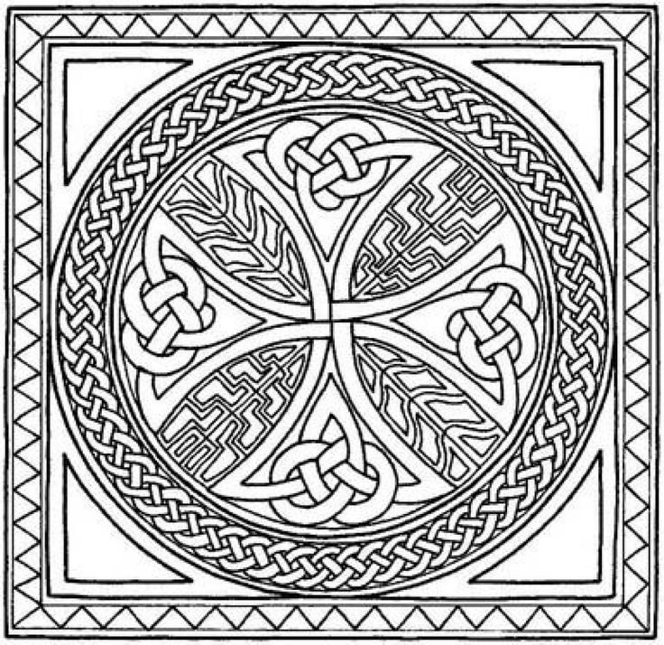 17 Best Ideas About Celtic Writing On Pinterest: 17 Best Ideas About Celtic Mandala On Pinterest
