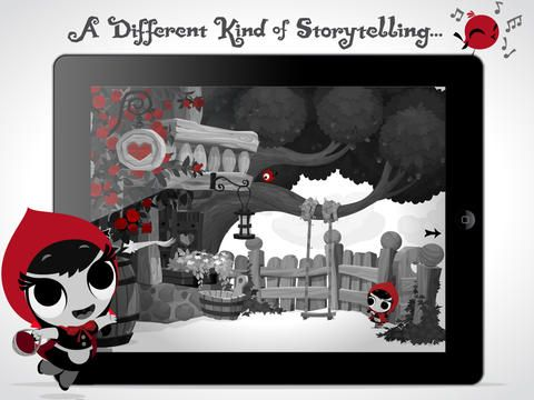 Lil' Red - An Interactive Story