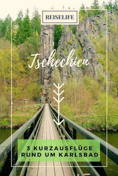 Ein Mini-Guide für ein Wochenendtrip rund um Karlsbad. Natur pur & kulturelle Highlights entdecken. Naturreisen.