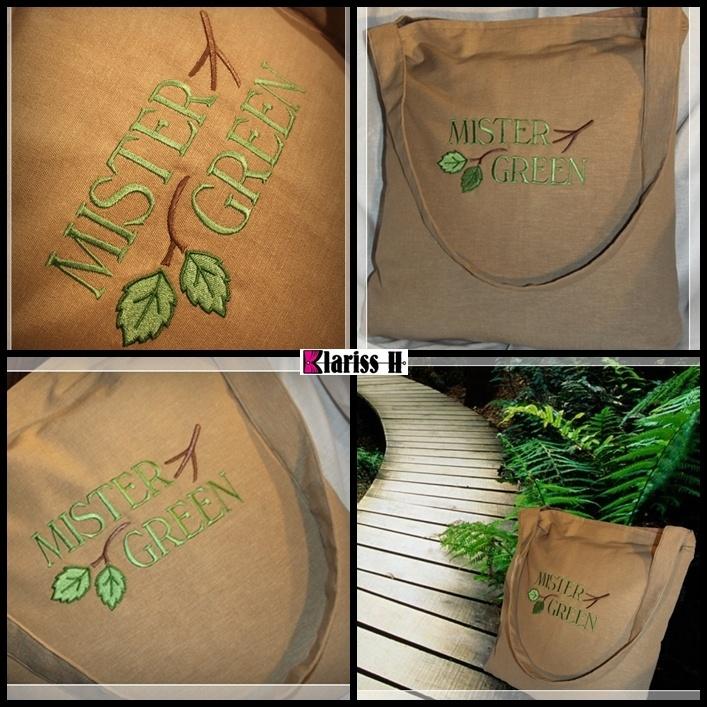Legyen Zöld Napod!: Öko táskák
