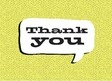 Just to say.... Thank-you
