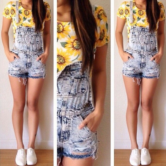 17 best ideas about Cute Overalls on Pinterest | Overalls, Outfits ...