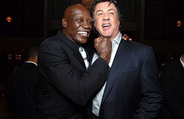 "Tony Burton, 'Rocky' Actor, Dies at 78. Anthony ""Tony"" Burton (March 23, 1937 – February 25, 2016) was an American actor and comedian, best known for his role as Tony ""Duke"" Evers in the Rocky franchise.    https://en.wikipedia.org/wiki/Tony_Burton"