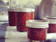 Spicy (Heirloom) Tomato Jam...several different recipes for Tomato Jam on this site.