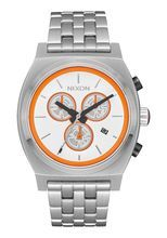 Time Teller Chrono SW | Men's Watches | Nixon Watches and Premium Accessories
