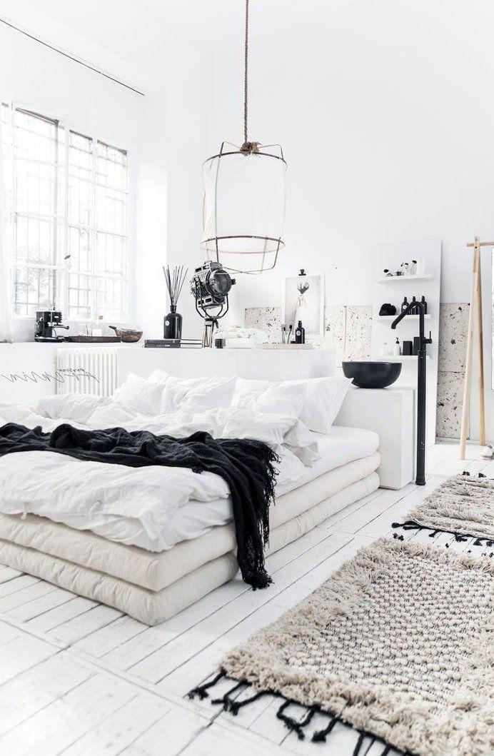 31 Magnificent Rustic Scandinavian Interior Bedroom Inspirations 203643 Scandinavian Bedroom Scandinavianbedroom Get 100 More Peachy Rustic Scandinavian Di 2020