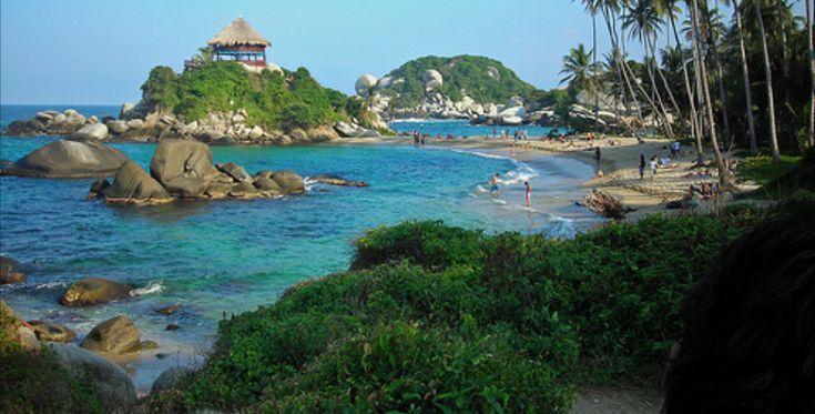 10 Lugares turísticos de Colombia para viajar en vacaciones