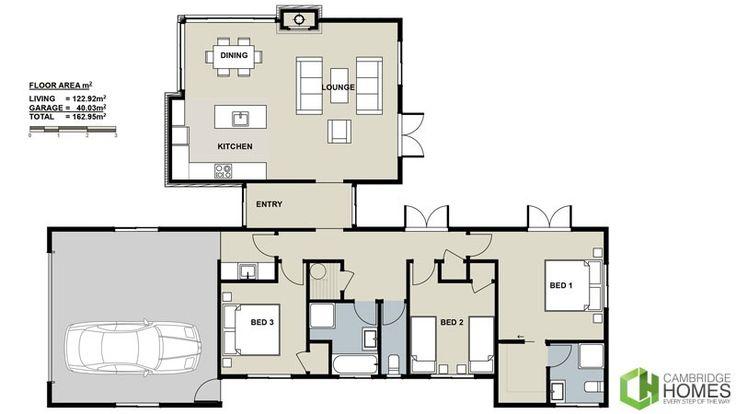 Cambridge Homes Auckland | Benson Design