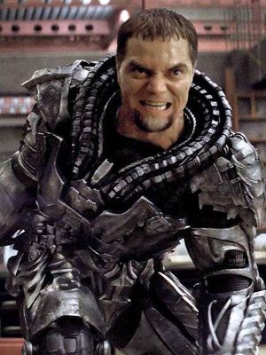 General Zod - Michael Shannon