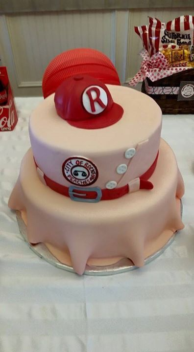 A league of their own cake